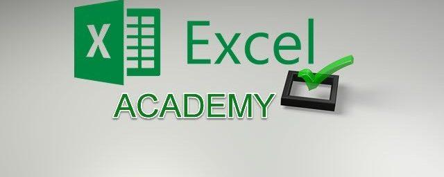 Excel Academie 30 jrs